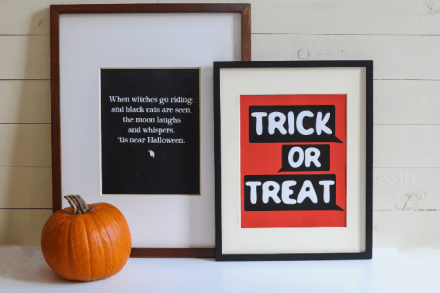 Free Halloween Printables from Alice & Lois