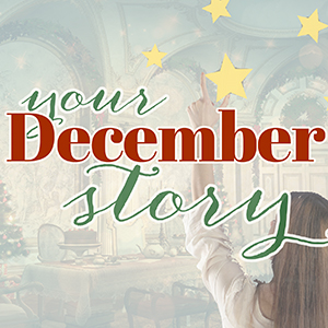 Giveaway - Your December Story Classfrom Paula Gilarde