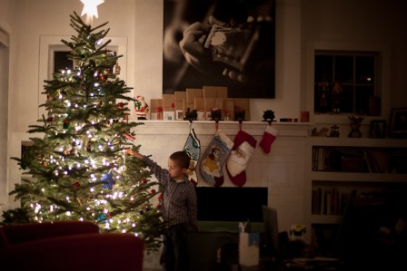 Tutorial - Photgraphing the Magic of Christmas Morning by Katrina Kennedy