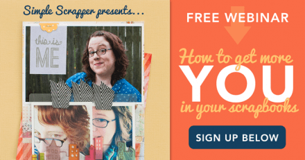 Free Webinar at Simple Scrapper