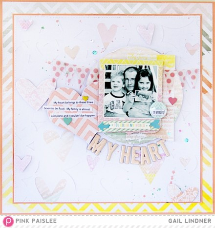 Inspiration du Jour - My Heart by newmum08