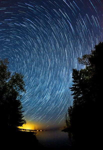 tips for photographing star trails from digital photography school