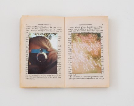 Tutorial - Turn Any Book into a Photo Album by PhotoJojo