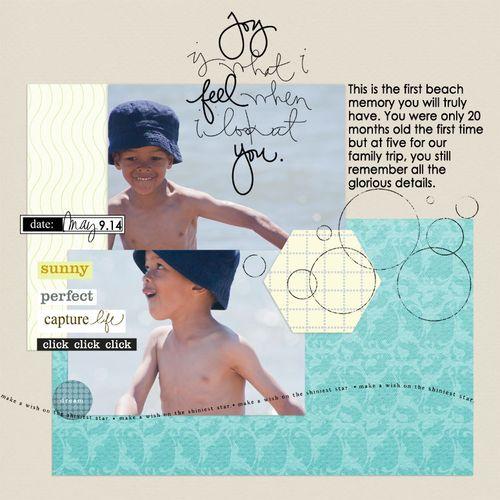 Craft Gossip Summer of Sketches 17 - Francine Clouden