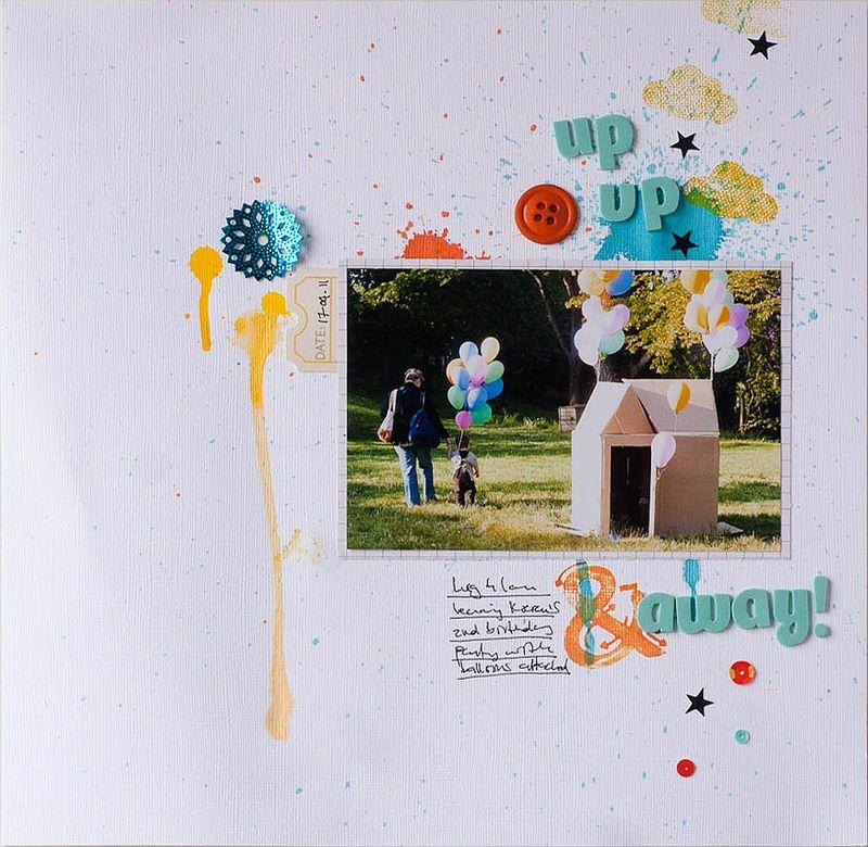 Craft Gossip Summer of Sketches 9 - Francine Clouden