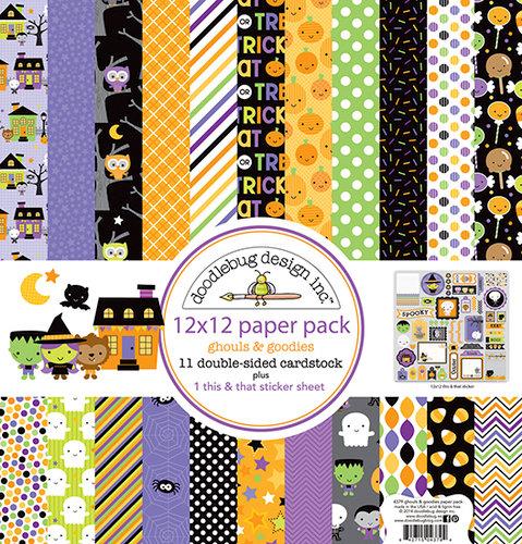6 Great 12 X12 Halloween Scrapbook Collections Scrap Booking