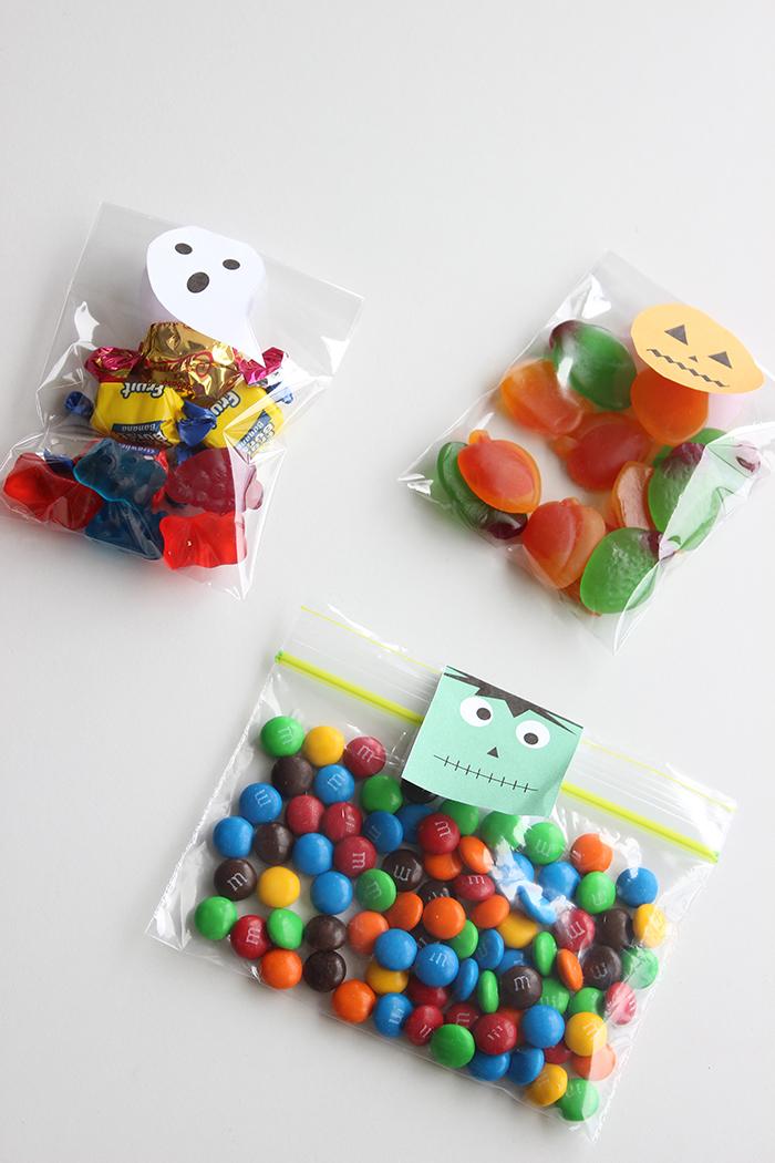 Halloween-Treat-Bag-Printables - A Lovely Look