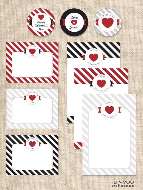 ValentineFreePrintables
