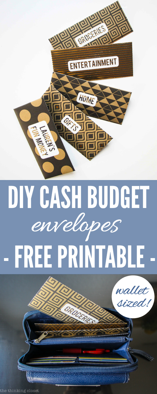 DIYCashEnvelopes-Free printable and cut file from Thinking Closet