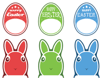 free printable easter-tags from Food Packaging Labels