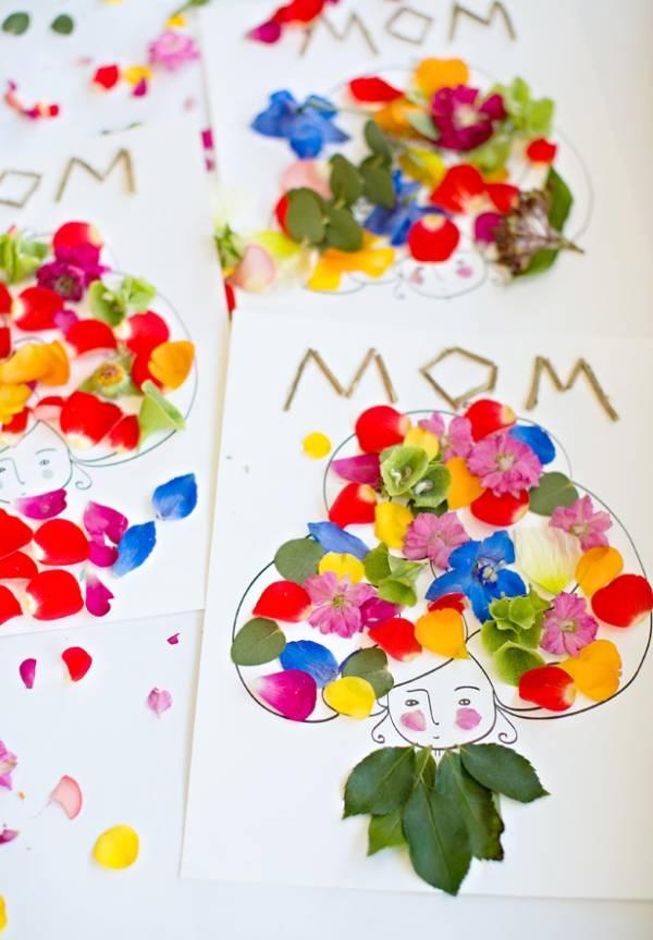 mothers-day-flower-art