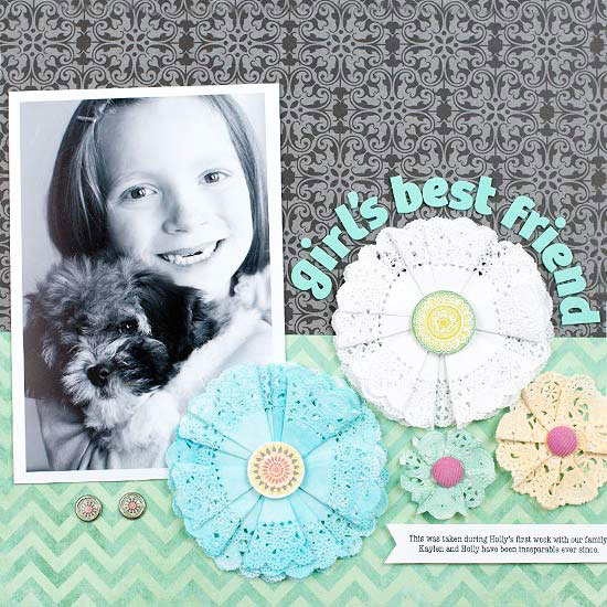 5 Resources For Scrapbooking Your Dog 24 Layout Ideas Scrap Booking