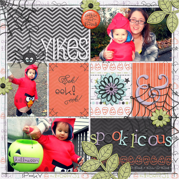 6 Scrapbook Layout Ideas For St Patricks Day Scrap Booking