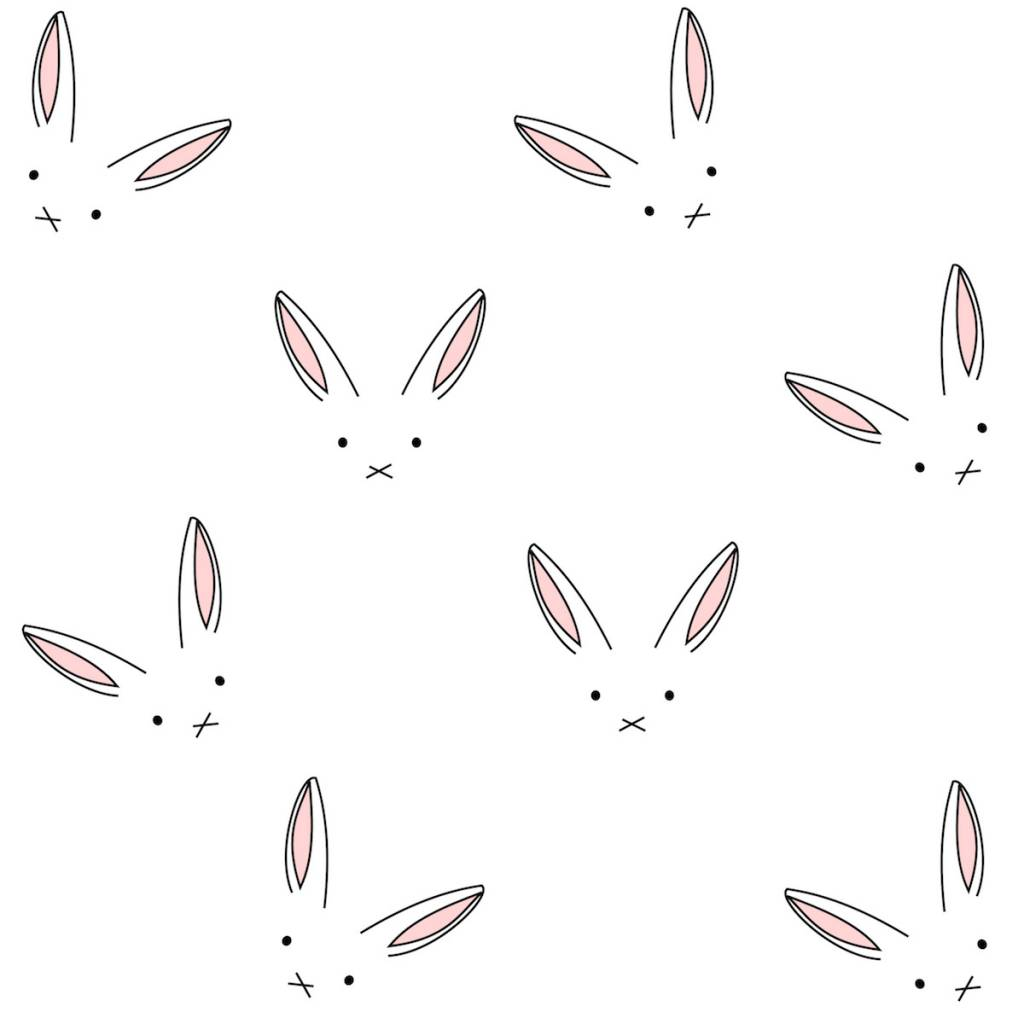 Free Bunny Scrapbooking Paper Scrap Booking