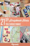 21 DIY Scrapbook Ideas To Add To Your Projects