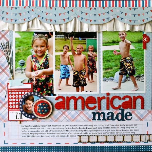 American Made by Nancy Damiano