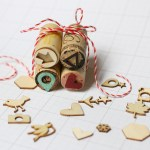 3 Ways to Make DIY Stamps from Wine Corks