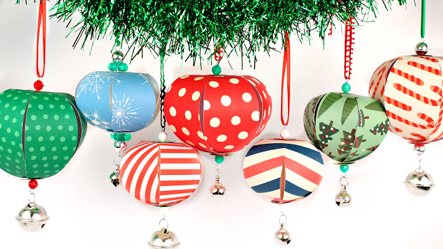 Christmas Decorations Made Out Of Paper Instructions : Scrapbooking ideas themes and inspirations from craftgossip
