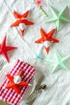 Tutorial | 3D Paper Stars + Free Template