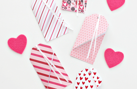 DIY | Love Envelopes for Valentine's Day