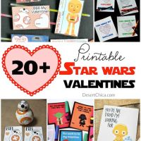 30+ Printable Star Wars Valentines