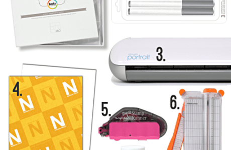 10 Must-Haves for your Scrapbook Arsenal