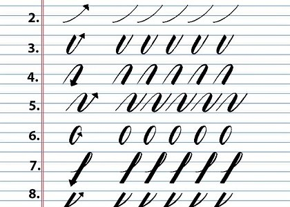 What is Brush Lettering?