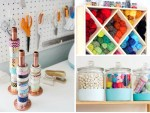 19 Craft Room Organization Hacks
