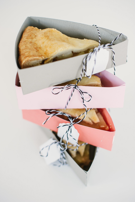 Printable Pie Box for Thanksgiving