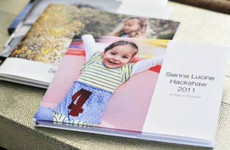 Yearly Photo Book Ideas for Memory Keeping