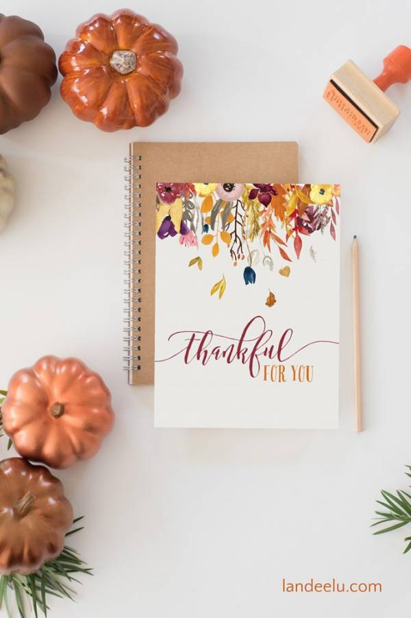 Beautiful Printable Fall Decor in 4 Designs?