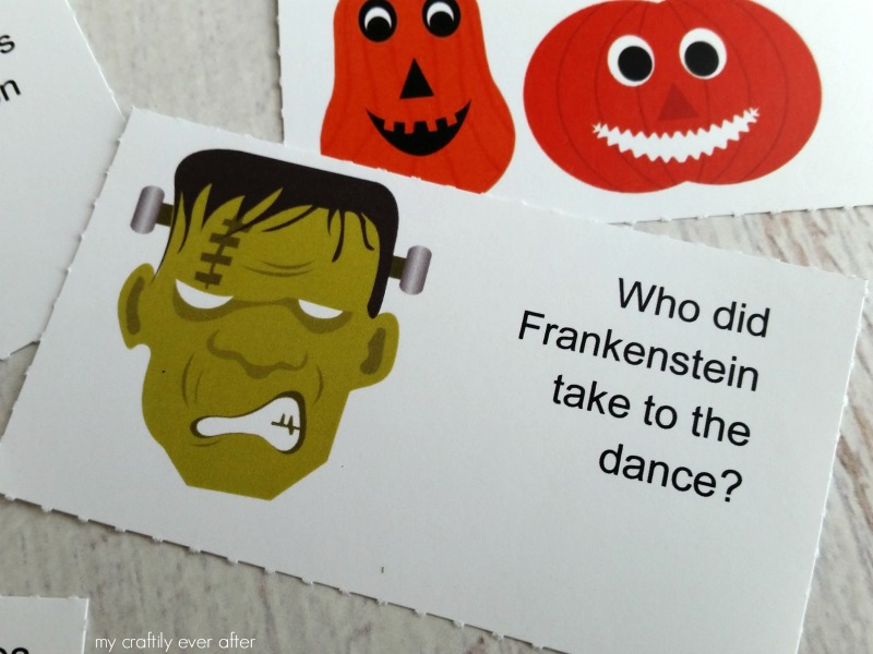 Printable Halloween Lunch Box Jokes?