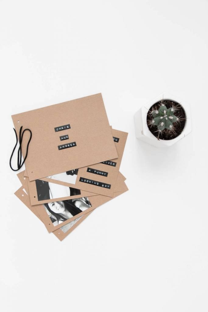 DIY Story Photo Book – Great Gift Idea!