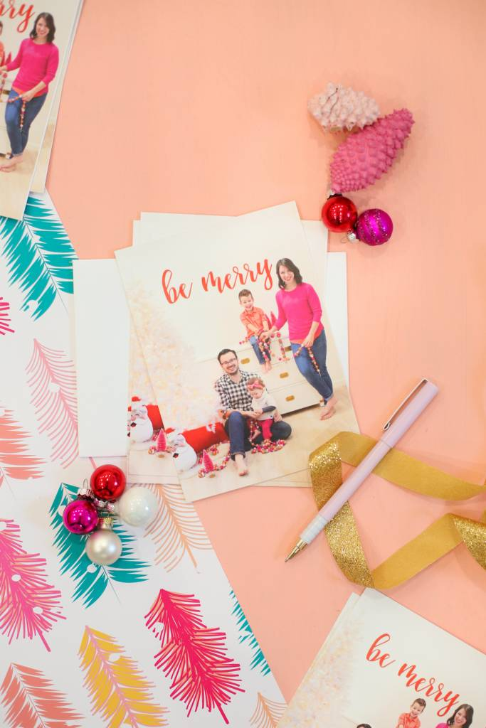check out this simple tutorial for creating a holiday backdrop and printing your own christmas cards if youre all about the diy then this is for you