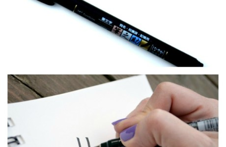 The Real Deal for Beginning Brush Lettering