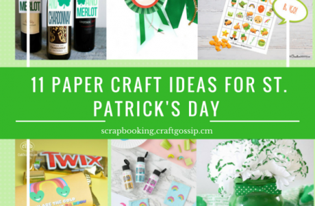11 Paper Crafting Ideas for St. Patrick's Day