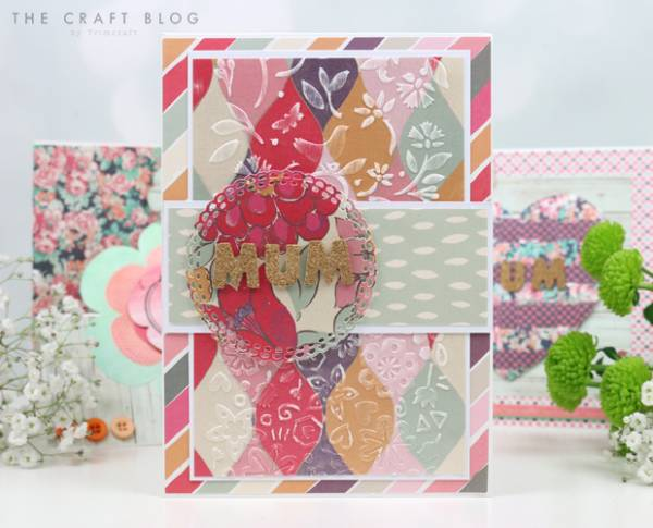 mothers day in the uk is march 11th take a look at these ideas for making mum a beautiful card using your paper crafting supplies