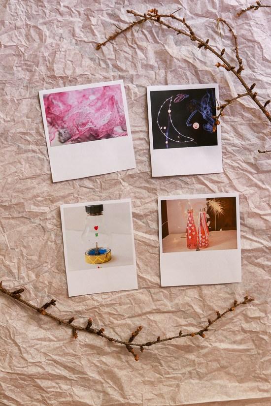 How To Make Faux Polaroids