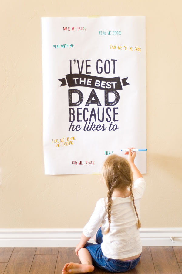 15 of the Best Father's Day Printables