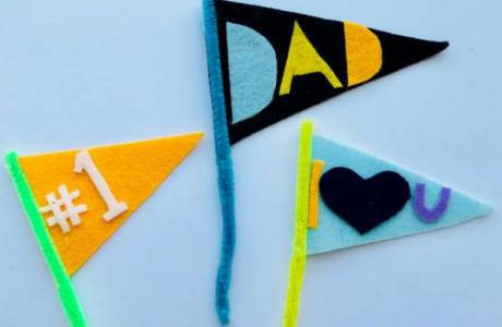Two Fun DIY Ideas for Father's Day