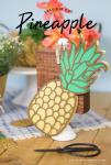 Pineapple Die Cut