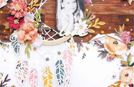 5 Ways to Add Texture to Your Scrapbook Pages
