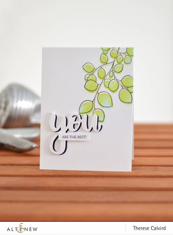 Altering Word Die Cuts