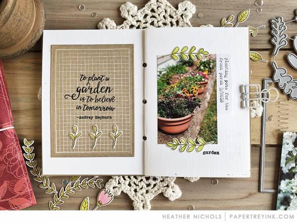 Small Garden Journal