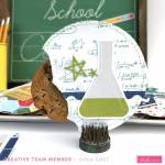 Science Party Cookie Treat Holder