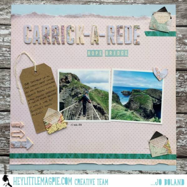 Using Maps On Scrapbook Layouts Scrap Booking