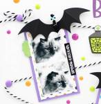 Bat Clip Embellishments