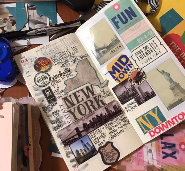 Scrapbooking, Journaling & Planning on the Go