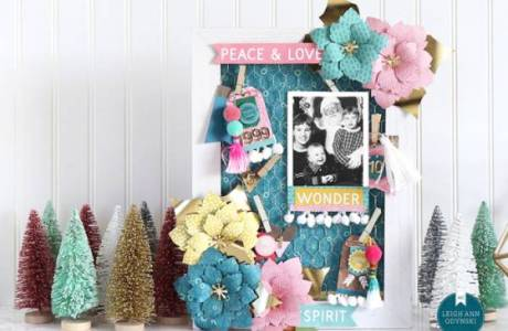 Photo Display Frame