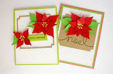 Poinsettia Cut Files